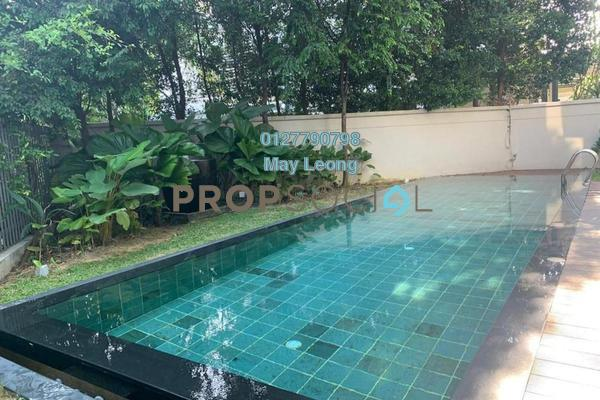 Bungalow For Sale in Idamansara, Damansara Heights Freehold Semi Furnished 7R/9B 9.5m