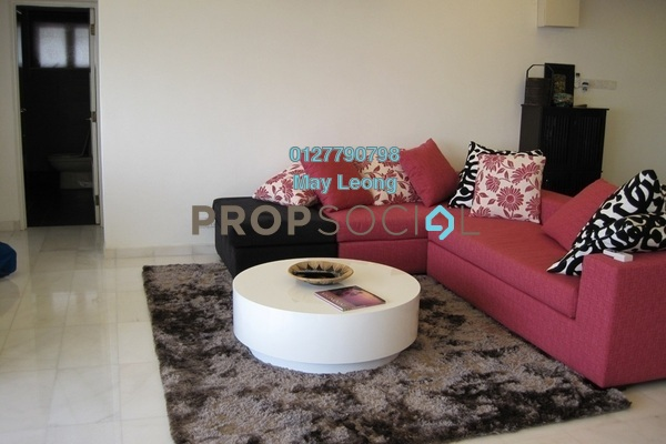 For Rent Condominium at Jamnah View, Damansara Heights Freehold Fully Furnished 2R/2B 4k