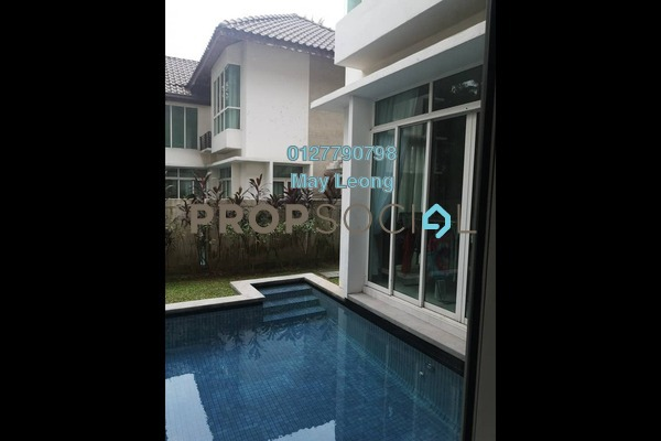 Semi-Detached For Sale in Flora Murni, Mont Kiara Freehold Unfurnished 6R/5B 4.5m