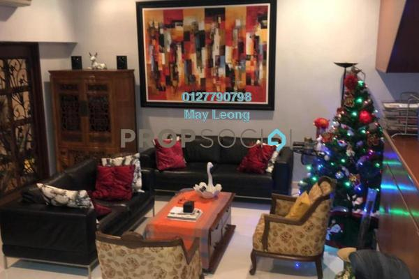 Link For Sale in Taman SA, Bangsar Freehold Unfurnished 5R/4B 3.3m