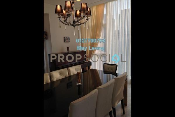 Duplex For Rent in Kiara 9, Mont Kiara Freehold Semi Furnished 3R/3B 7k