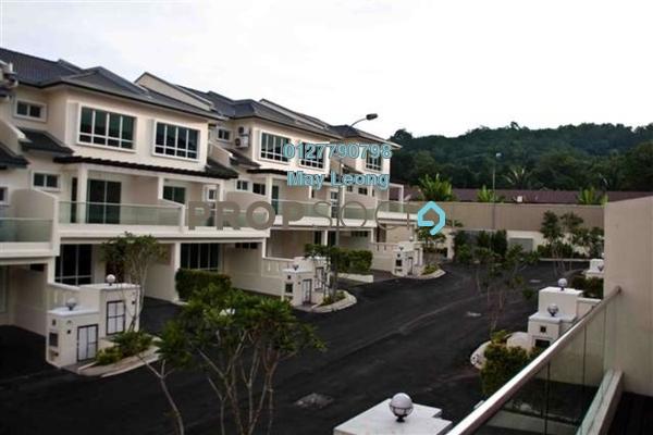 Terrace For Sale in Impian Villa, Mont Kiara Freehold Semi Furnished 7R/5B 2.7m