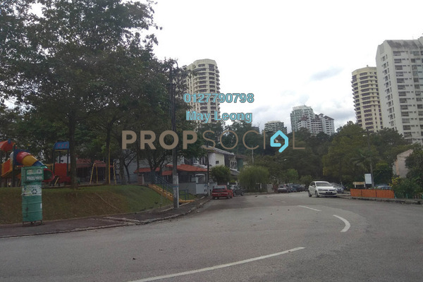 Link For Rent in Taman SA, Bangsar Freehold Fully Furnished 4R/3B 5.3k