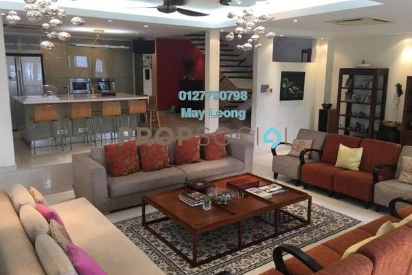 Semi-Detached For Sale in Jalan Tempinis, Bangsar Freehold Semi Furnished 4R/3B 5m