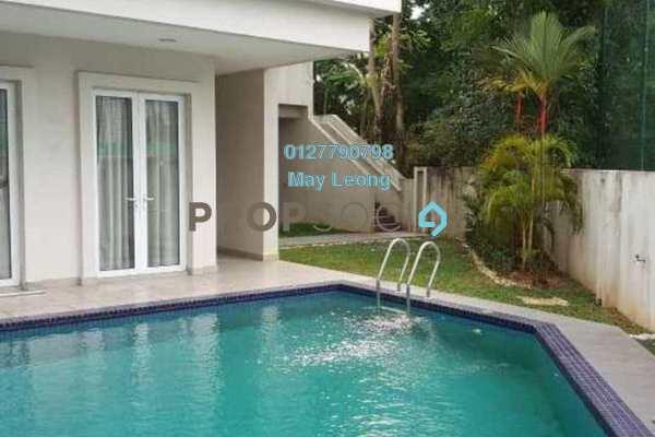Semi-Detached For Rent in Villa Serene Kiara, Mont Kiara Freehold Semi Furnished 5R/5B 10k