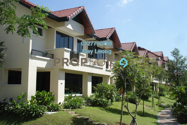 Link For Sale in Nadia, Desa ParkCity Freehold Semi Furnished 4R/4B 2.5m