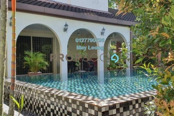 Bungalow For Rent in Burhanuddin Helmi, TTDI Freehold Semi Furnished 3R/3B 8k