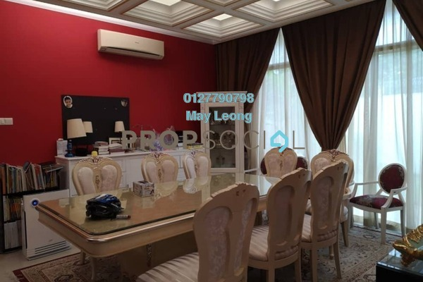 Semi-Detached For Sale in Maplewoods, Saujana Freehold Unfurnished 5R/6B 3.5m