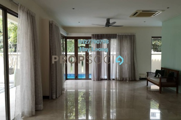 Semi-Detached For Sale in Amarin Kiara, Mont Kiara Freehold Semi Furnished 4R/5B 4.2m