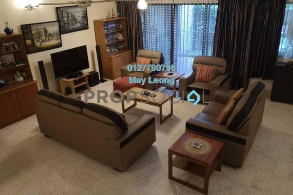 Terrace For Sale in Medan Damansara, Damansara Heights Freehold Fully Furnished 4R/3B 1.65m