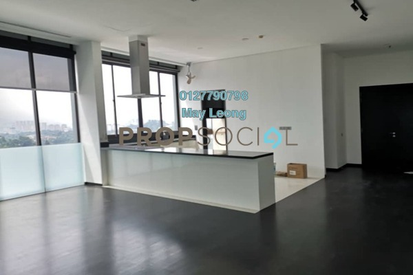 Condominium For Sale in Clearwater Residence, Damansara Heights Freehold Semi Furnished 3R/4B 3.53m