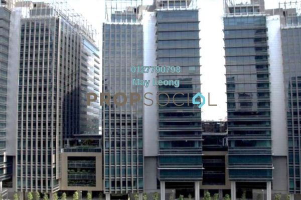 Office For Rent in KL Eco City, Mid Valley City Freehold Fully Furnished 0R/0B 30.7k