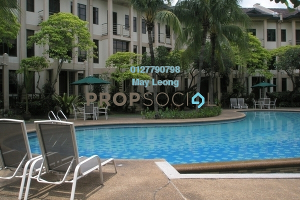 For Sale Townhouse at Anjung Damai, KLCC Freehold Semi Furnished 3R/4B 2.2m
