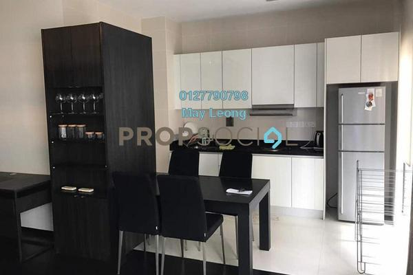 Serviced Residence For Sale in Clearwater Residence, Damansara Heights Freehold Fully Furnished 1R/1B 1.1m