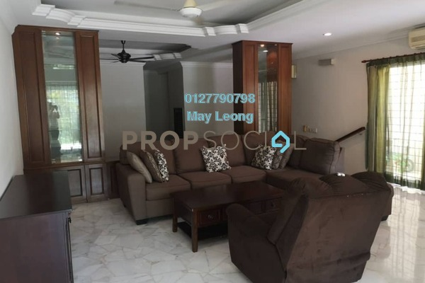 Terrace For Sale in Taman SA, Bangsar Freehold Fully Furnished 4R/3B 2.5m