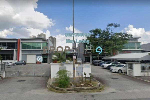 For Sale Land at Surian Industrial Park, Kota Damansara Freehold Unfurnished 0R/0B 2.41m