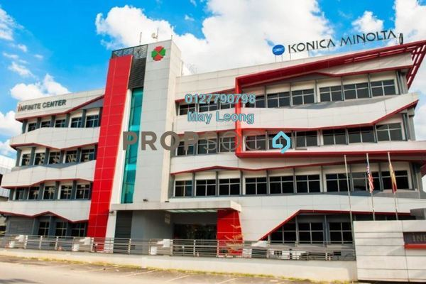 Factory For Rent in Infinite Center, Petaling Jaya Freehold Unfurnished 0R/0B 9k