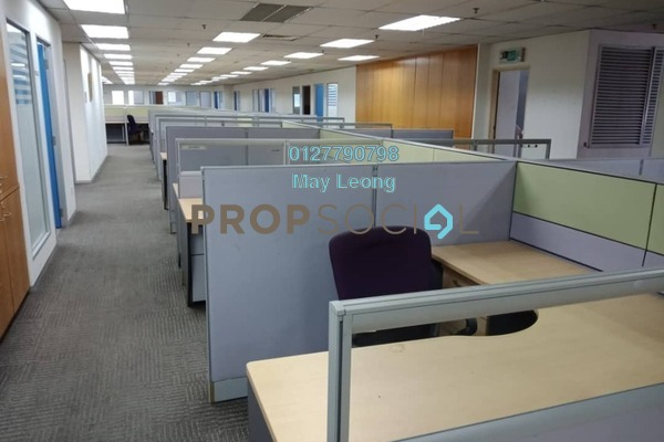 Office For Rent in Temasya Industrial Park, Temasya Glenmarie Freehold Fully Furnished 0R/0B 70k
