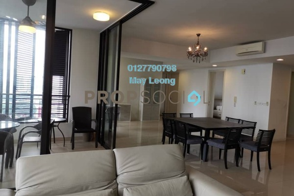 Condominium For Rent in Five Stones, Petaling Jaya Freehold Fully Furnished 5R/5B 7k