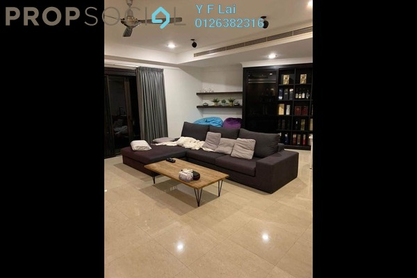 Condominium For Sale in Sutera Bukit Tunku, Kenny Hills Freehold Fully Furnished 3R/3B 2.08m