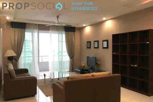 For Rent Condominium at BaysWater, Gelugor Freehold Fully Furnished 4R/3B 2.6k