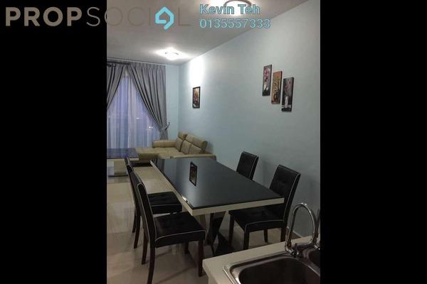 For Rent Condominium at Solaris Dutamas, Dutamas Freehold Fully Furnished 1R/1B 2.5k