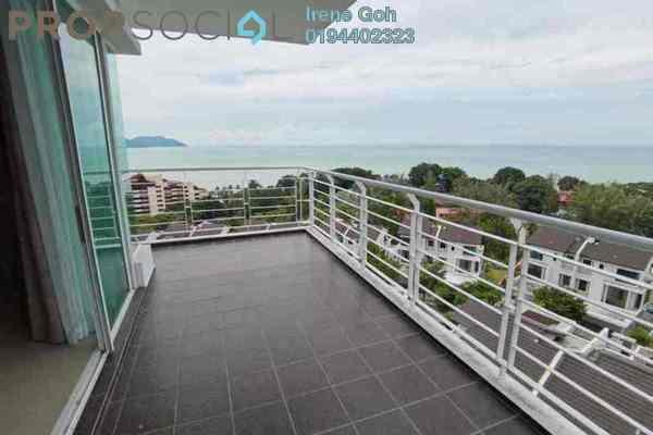 Condominium For Rent in Bayu Ferringhi, Batu Ferringhi Freehold Semi Furnished 4R/4B 4k
