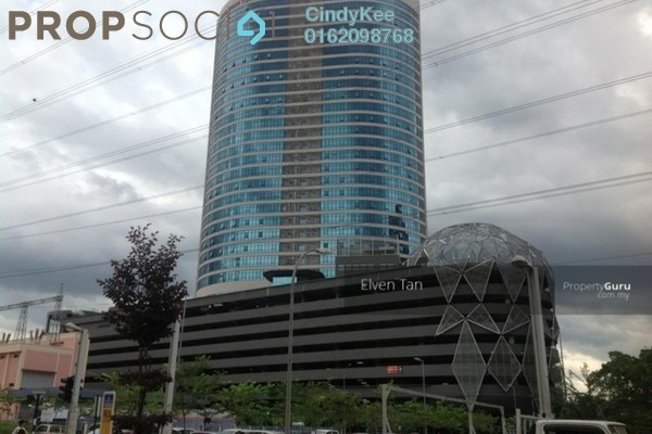 For Sale Office at PJX, PJ State Leasehold Semi Furnished 0R/0B 2.2m