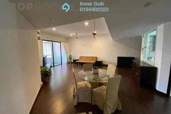 For Sale Condominium at Bellisa Court, Pulau Tikus Freehold Semi Furnished 3R/2B 1.3m