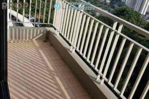For Rent Condominium at Alpine Tower, Bukit Jambul Freehold Semi Furnished 3R/2B 1.3k