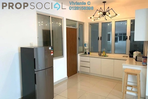 Condominium For Rent in Villa Crystal, Segambut Freehold Fully Furnished 3R/3B 2.5k