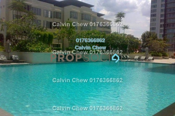 Condominium For Sale in The Tamarind, Sentul Freehold Unfurnished 3R/3B 486k