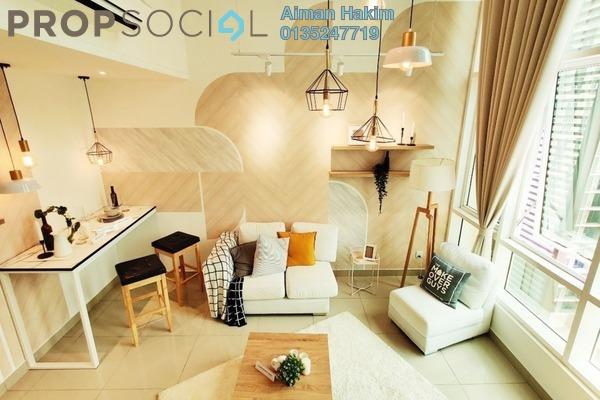 Condominium For Sale in Mutiara Ville, Cyberjaya Freehold Semi Furnished 2R/2B 380k