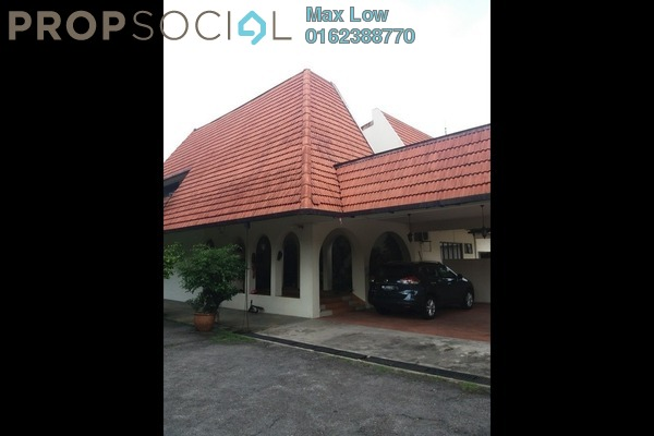 For Rent Bungalow at Taman Duta, Kenny Hills Freehold Semi Furnished 5R/5B 12k