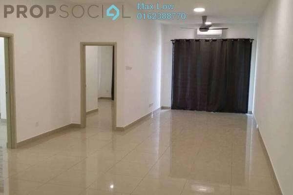 Condominium For Sale in Sutera Pines, Bandar Sungai Long Freehold Semi Furnished 3R/2B 535k