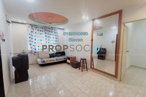 Apartment For Rent in Permai Lake View Apartment, Ipoh Freehold Semi Furnished 3R/2B 680translationmissing:en.pricing.unit