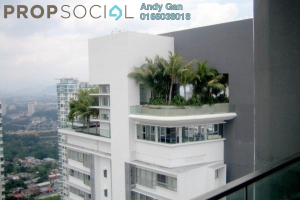 Condominium For Sale in VERVE Suites, Mont Kiara Freehold Fully Furnished 1R/1B 658k