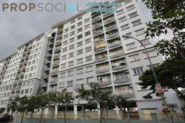 Apartment For Sale in Taman Bukit Cheras, Cheras Freehold Unfurnished 3R/2B 290k