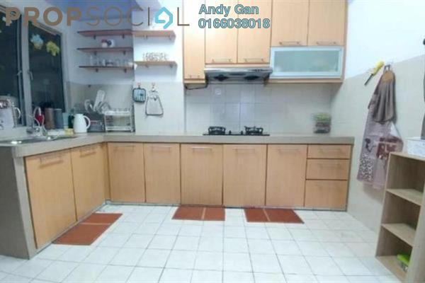 For Sale Condominium at Ampang Boulevard, Ampang Freehold Fully Furnished 3R/2B 550k