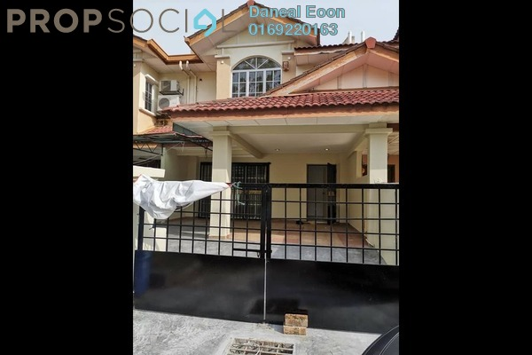 Terrace For Sale in Meranti Terrace, Kota Kemuning Freehold Unfurnished 4R/3B 550k