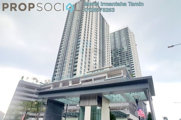 SoHo/Studio For Rent in Liberty Arc @ Ampang Ukay, Ukay Freehold fully_furnished 1R/1B 1.7k
