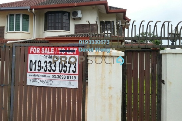 For Sale Terrace at BK2, Bandar Kinrara Freehold Semi Furnished 0R/0B 1.1m