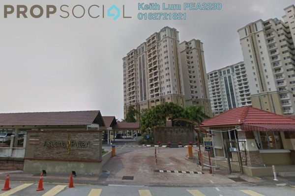Condominium For Rent in Aseana Puteri, Bandar Puteri Puchong Freehold Fully Furnished 3R/2B 1.8k
