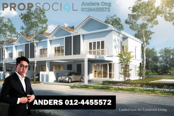 Terrace For Sale in Aspen Vision City, Batu Kawan Freehold Unfurnished 4R/3B 744k