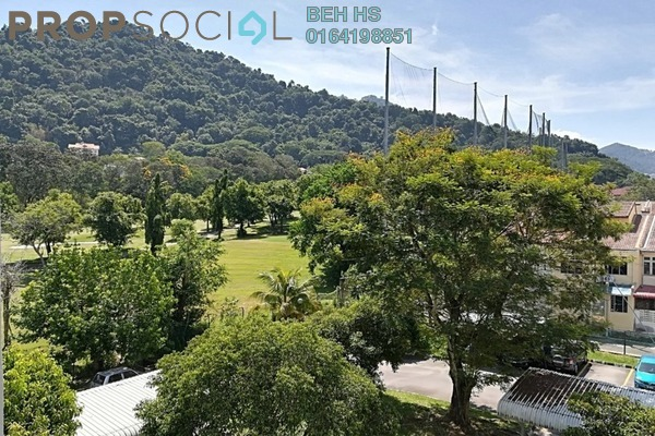 Apartment For Sale in Golf View Apartment, Bukit Jambul Leasehold Semi Furnished 3R/2B 460k