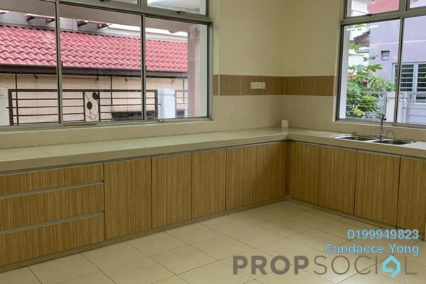 Semi-Detached For Rent in Setia Damai, Setia Alam Freehold unfurnished 4R/4B 2.5k