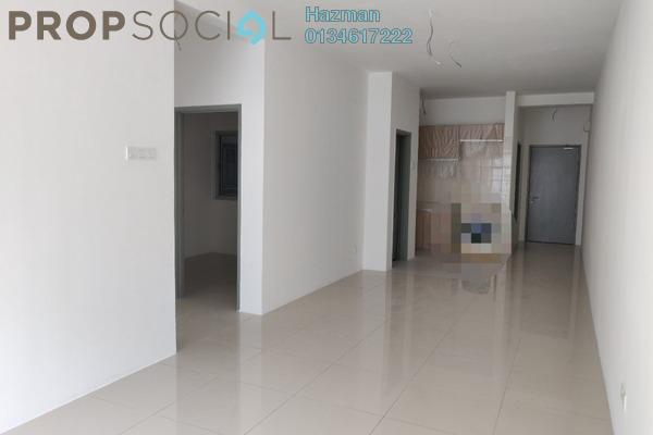 For Rent Condominium at Residensi Kerinchi, Bangsar South Freehold Semi Furnished 3R/2B 1.88k