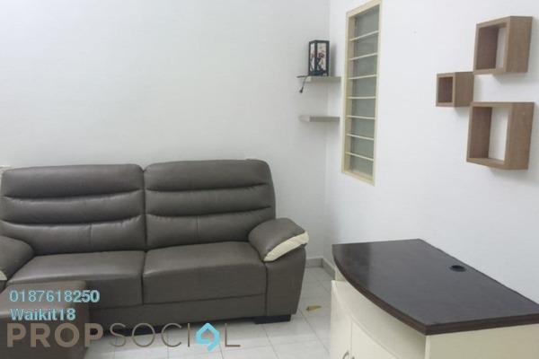 Apartment For Rent in Taman Pulai Utama, Pulai Freehold Fully Furnished 2R/2B 750translationmissing:en.pricing.unit