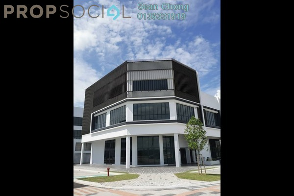 For Rent Shop at Section 12, Shah Alam Freehold Semi Furnished 0R/3B 4.5k