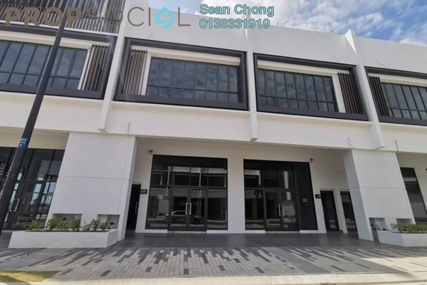 For Rent Office at Setia Damai, Setia Alam Freehold Semi Furnished 0R/2B 1.5k